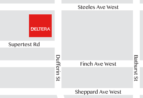 Deltera Map